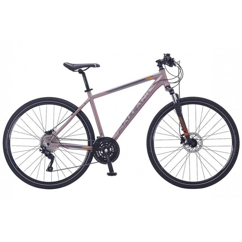 Salcano City Sport 28 HD Şehir Bisikleti (Siyah K...