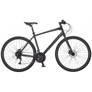 Salcano City Wind Hd Şehir Bisikleti (Mat Siyah- ...