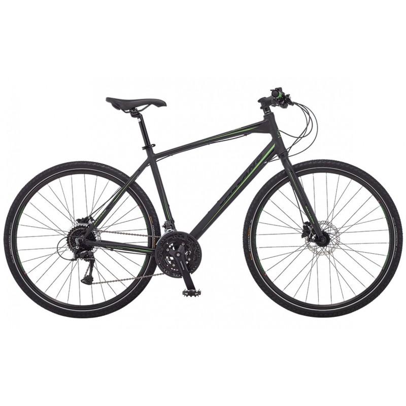 Salcano City Wind 28 Hd Şehir Bisikleti (Mat Siya...
