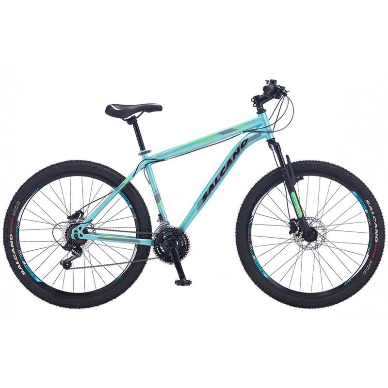 Salcano Lion 27.5 Hd Dağ Bisikleti (Parlak Gri La...