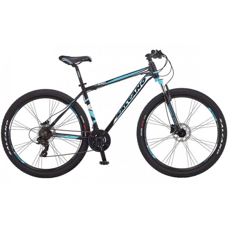 Salcano Ng650 Dağ Bisikleti Hd 29 Jant (Siyah-Kırmızı-Beyaz)