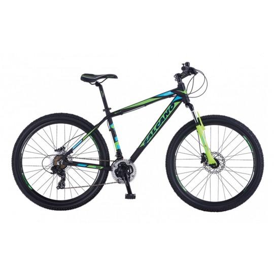 Salcano Ng750 HD Dağ Bisikleti 27.5 Jant (Turuncu-Beyaz-Gri)