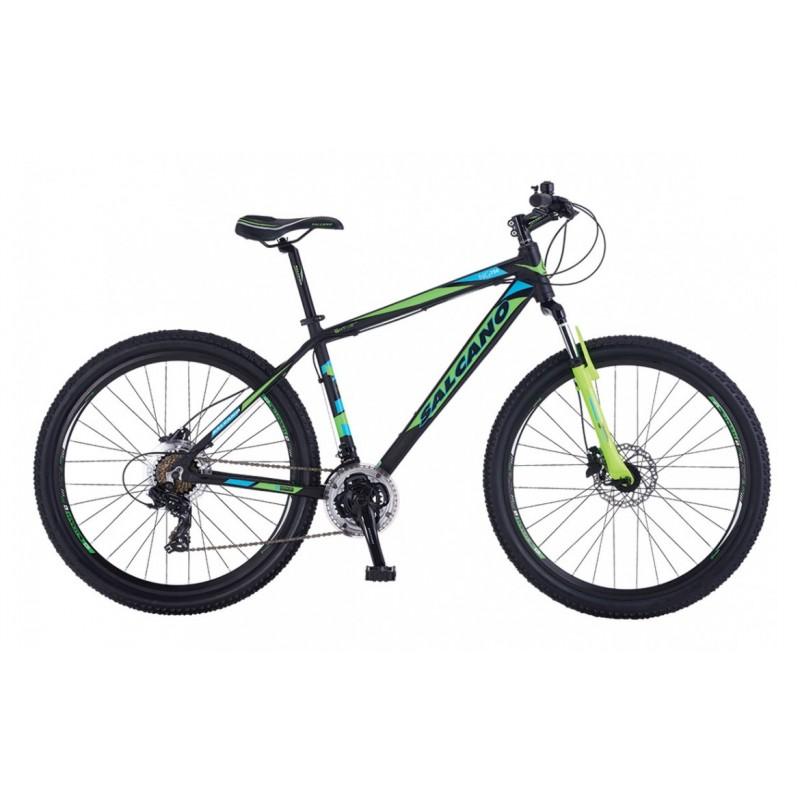 Salcano Ng750 HD Dağ Bisikleti 27.5 Jant (Turuncu...