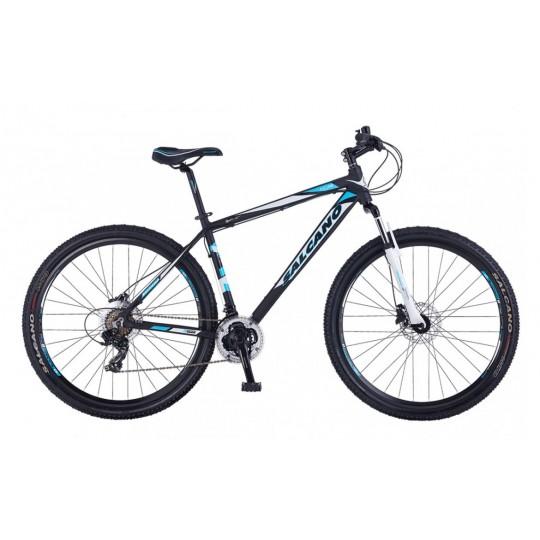 Salcano Ng750 Hd Dağ Bisikleti 29 Jant (Siyah Yeşil Turkuaz)