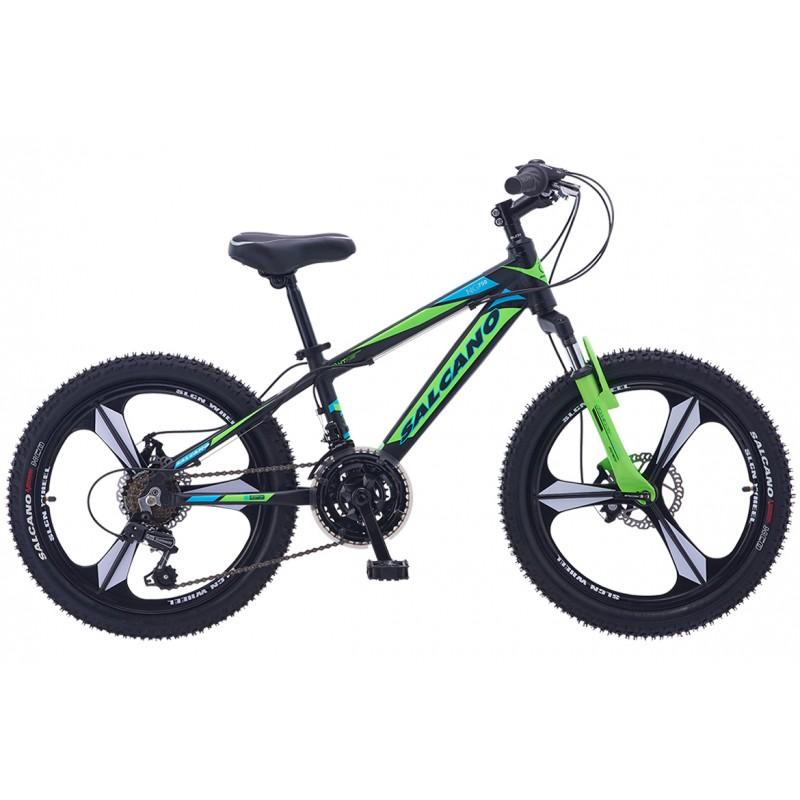Salcano Ng750 Monoblok 20 Md Çocuk Bisikleti (Mat...