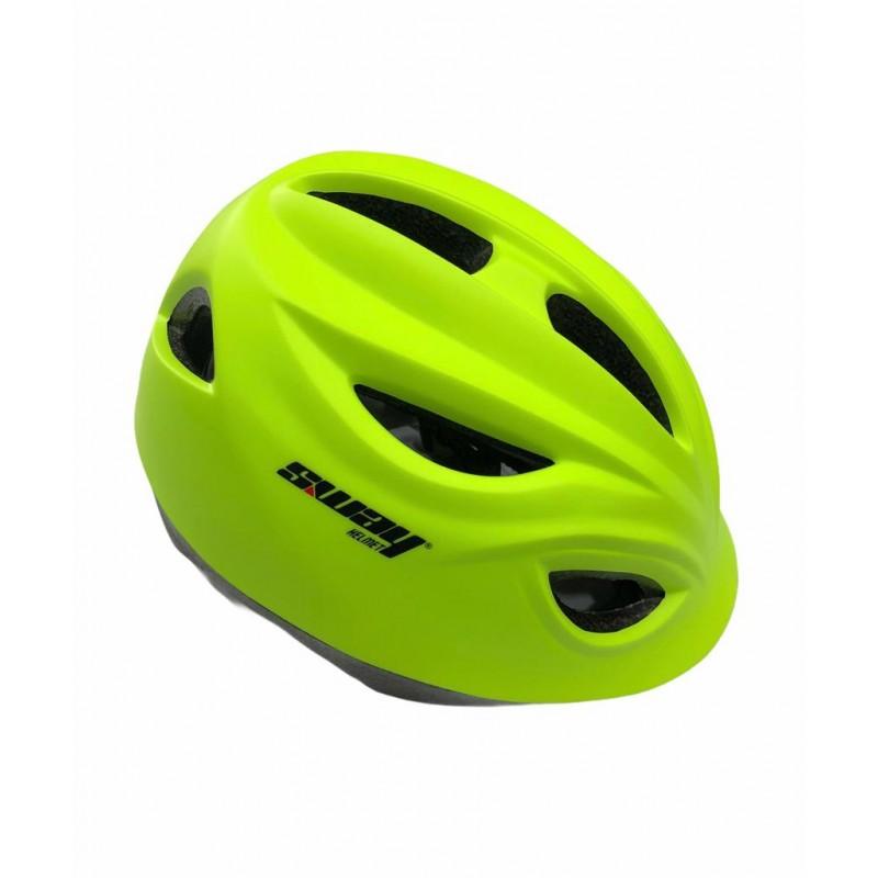 Kask Çocuk Sway N20 Yeşil (Neon)