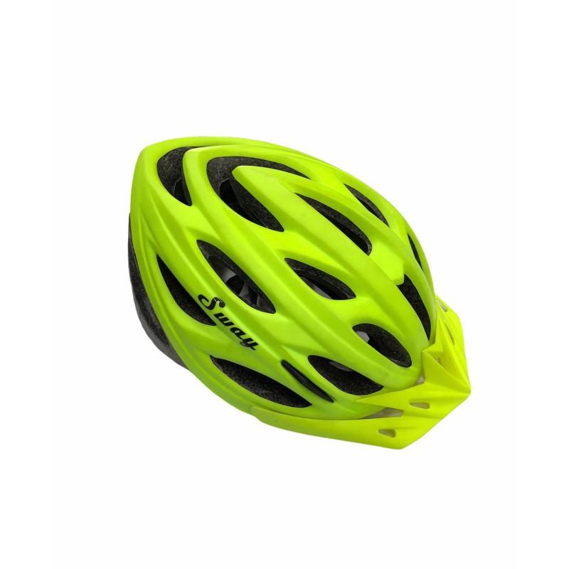 Kask Sway N7 Neon Sarı