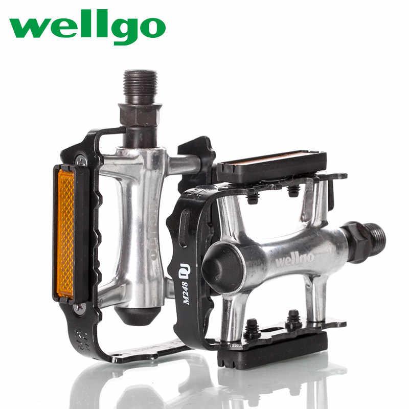 Pedal Alüminyum Wellgo M248 DU