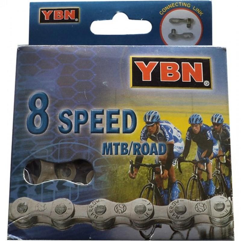 Zincir 8'li YBN Titanium