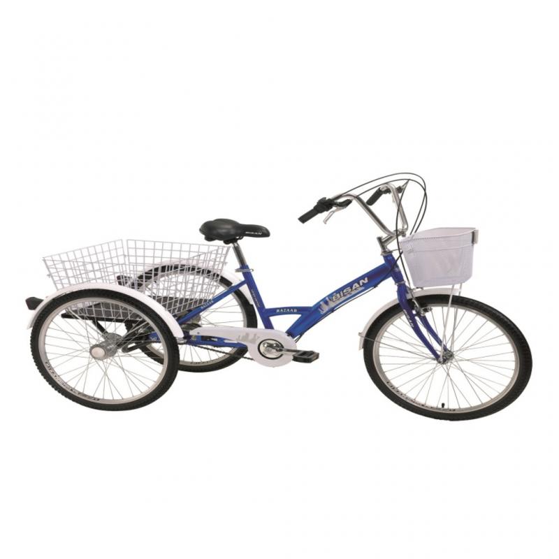 Bisan Bazaar 3 Tekerlekli Kargo Bisikleti