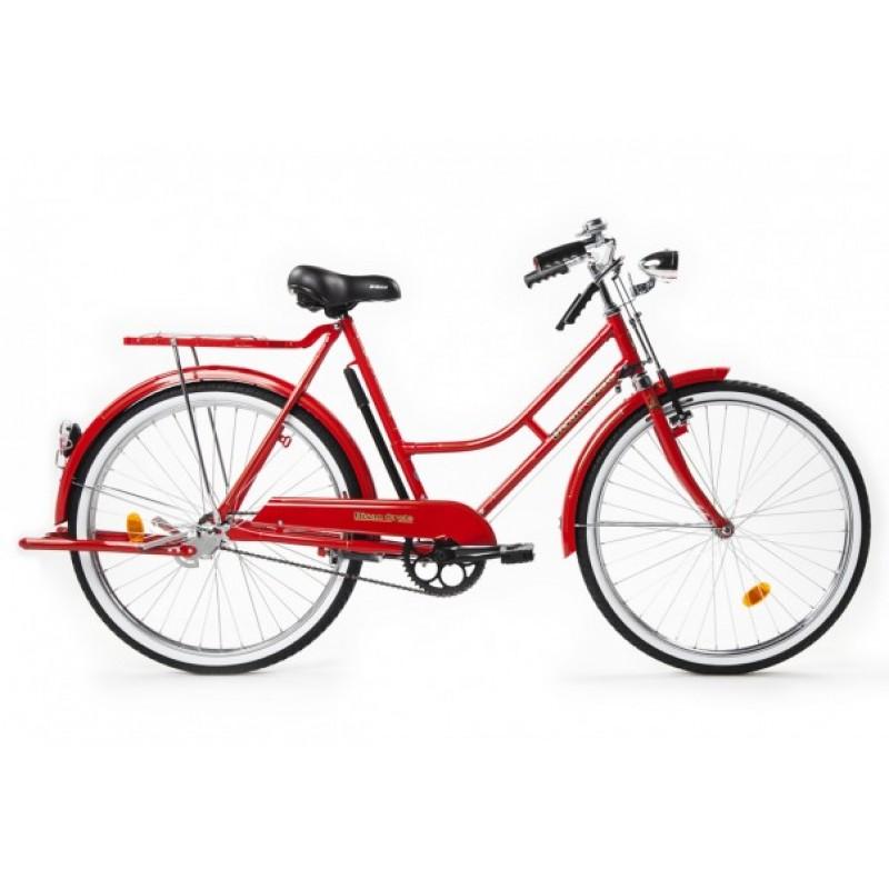 Bisan Roadstar Classic Bayan Hizmet Bisikleti (Kre...