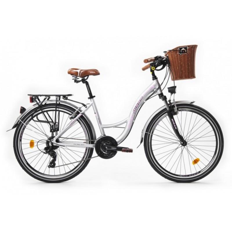 Bisan Ctx 6100 Şehir Bisikleti 26 Jant