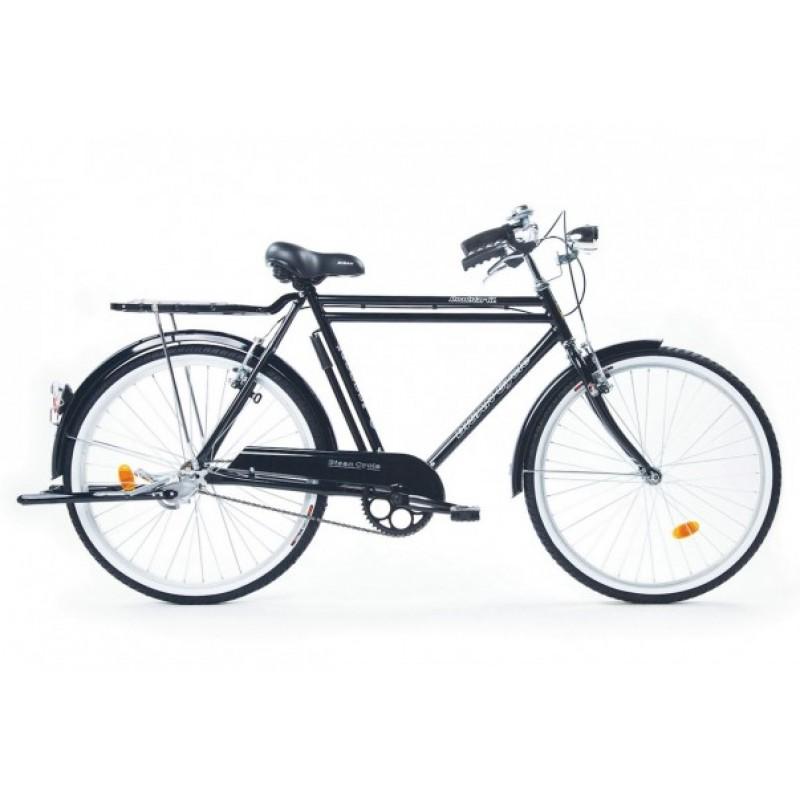 Bisan Roadstar Gl Hizmet Bisikleti (Siyah)