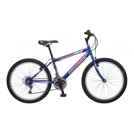Salcano Excel 24 Jant Dağ Bisikleti (Siyah-Yeşil-Koyu Gri)