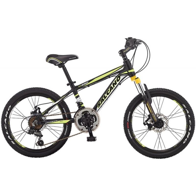 Salcano Ng650 20 Md Çocuk Bisikleti (Siyah Sarı ...