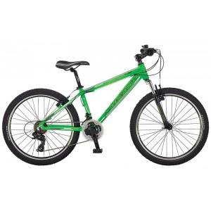 Salcano Ng750 Dağ Bisikleti 24 Jant (Siyah-Yeşil...