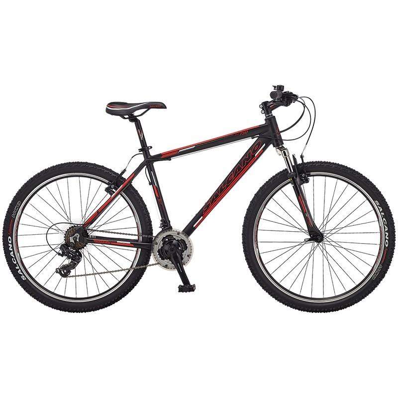 Salcano Ng750 Dağ Bisikleti 26 Jant (Turkuaz-Yeş...