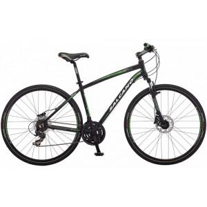 Salcano City Fun S 50 Hd Şehir Bisikleti (Siyah-K...
